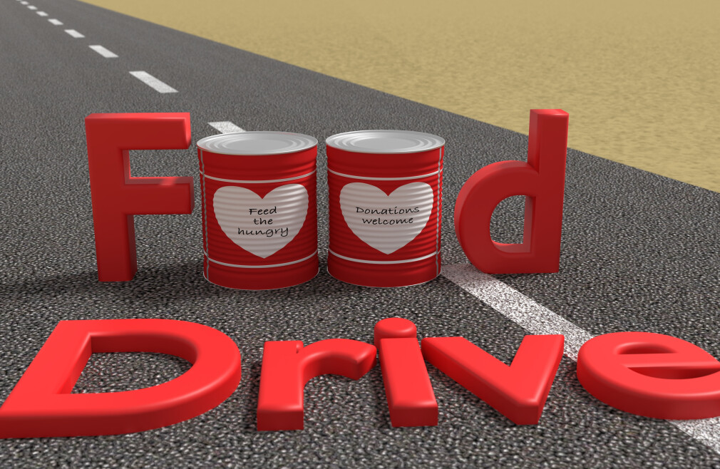Food Drive and Drop
